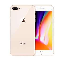iPhone 8 Plus Gold 128GB Libre, Nuevo, Caja sellada.