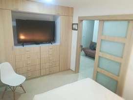 Apartamento vacaciones amoblado