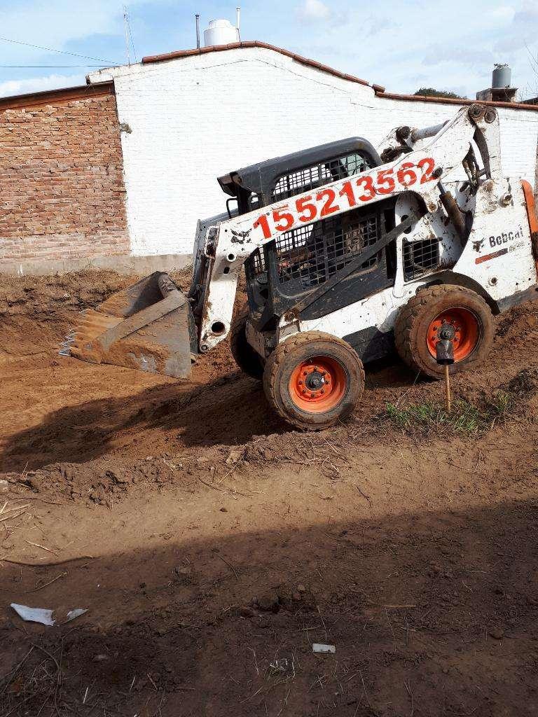 Bobcat Alquilo Minipala 0