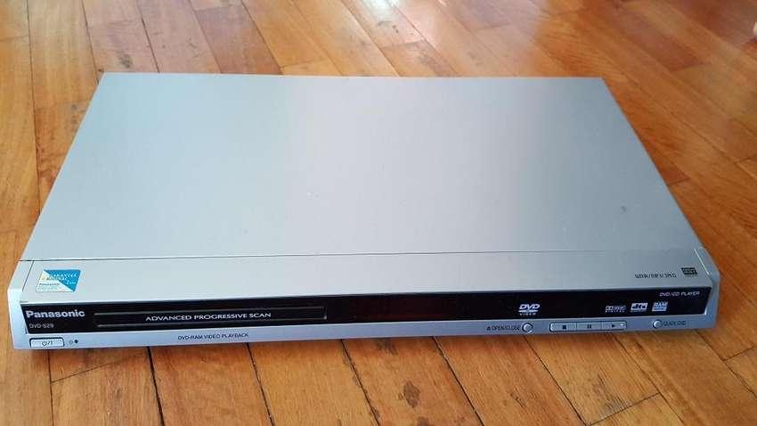 Dvds29las Panasonic Con Control Remoto Y Cables Usado 0