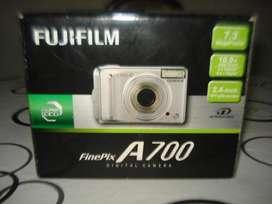 Maquina De Fotos Digital Fujifilm A700 En Caja No Envio