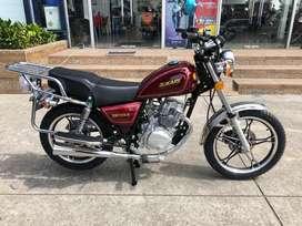 Moto dukare 125cc tipo GN Johan