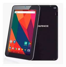 Tablet 7 Android 1Ram 16Gb Wifi Bluetooth Doble Camara Nuevo