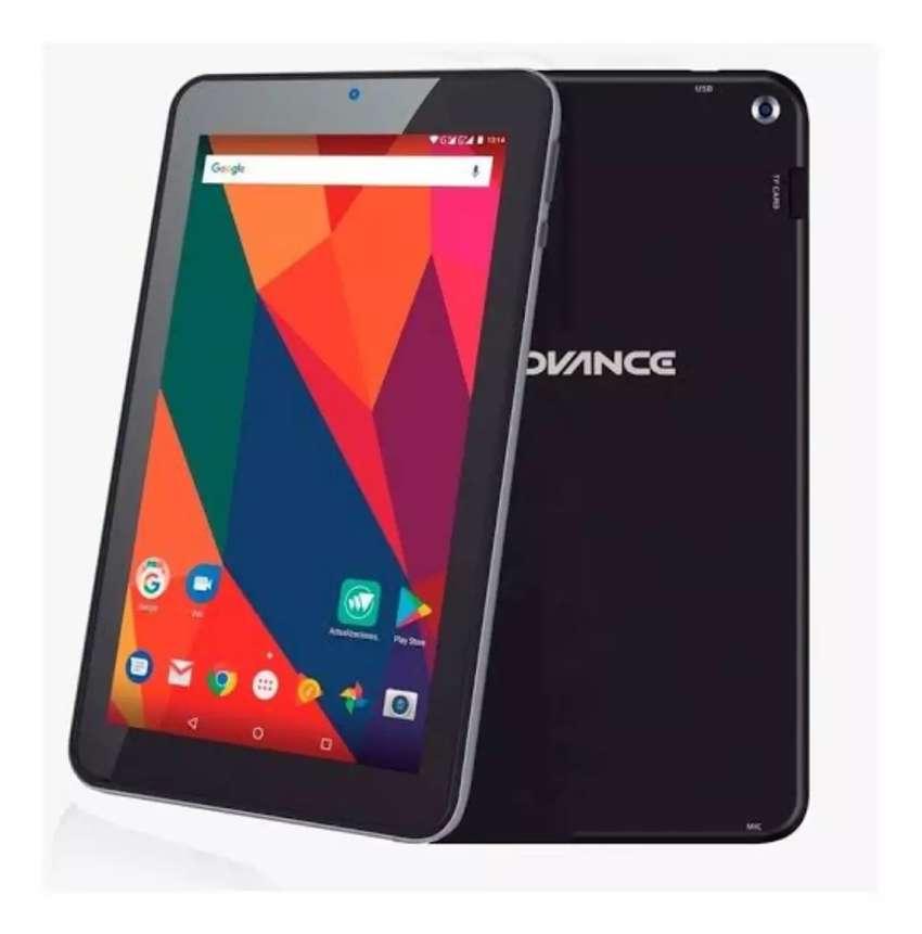 Tablet 7 Android 1Ram 16Gb Wifi Bluetooth Doble Camara Nuevo 0