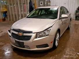 Auto Chevrolet color beige