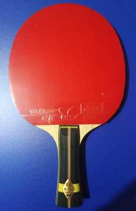 Raqueta nueva de tenis de mesa BUTTERFLY de fibra de carbono ZJK