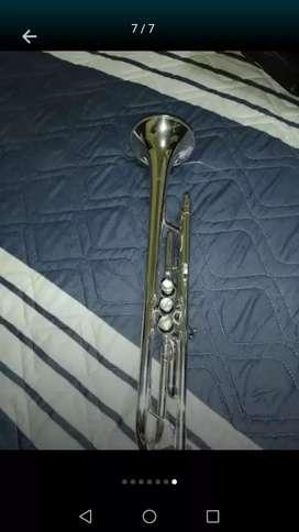 Trompeta yamaha ytr 6335 profesional