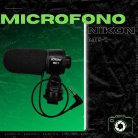 Micrófono profesional NIKON ME1
