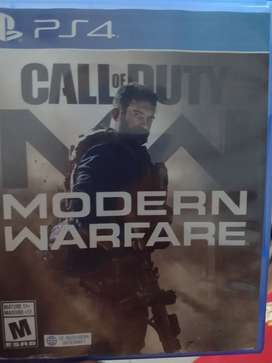 Vendo modern Warfare