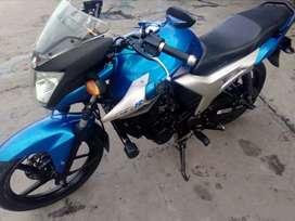 Yamaha szr150/2013