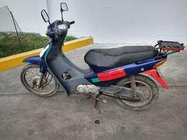 Honda Bizz,100cm, 53000 km. operativa, soat hasta feb 2021