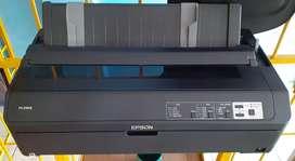 Impresora de punto Epson fx 2190II