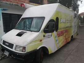 Food Truck Iveco vendo permuto