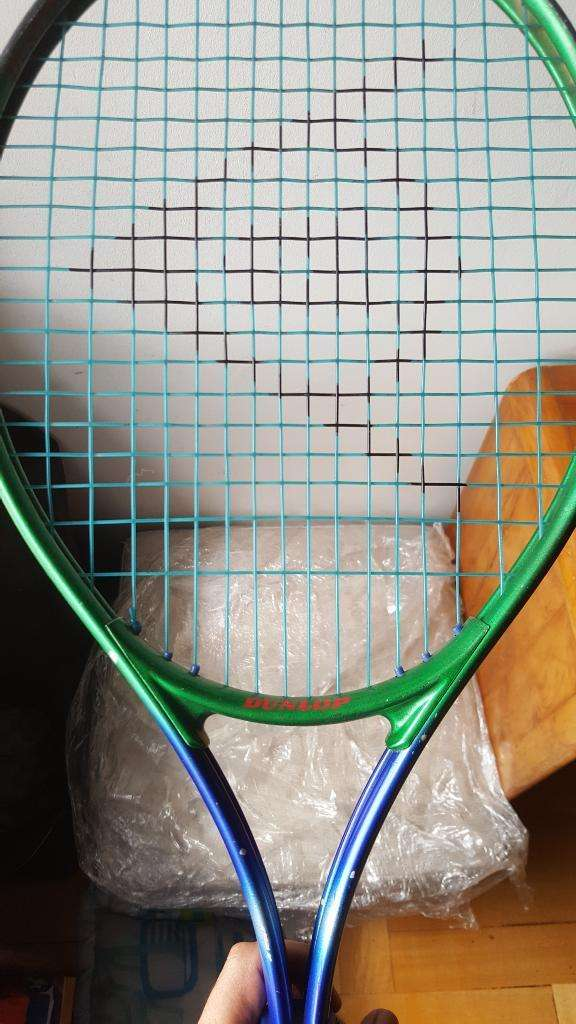 Raqueta Dunlop Niño 0