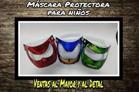 Mascaras protectoras Anticontagio