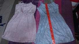 vestido nena importado