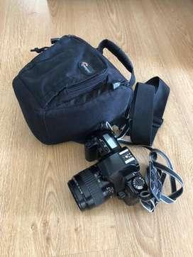 Cámara análoga Canon EOS Rebel XS