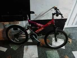 Vendo bicicleta gangA