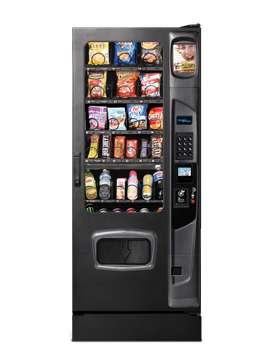 Maquina Vending de snacks.