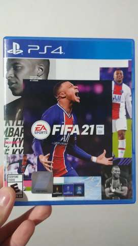 FIFA 2021 Físico impecable