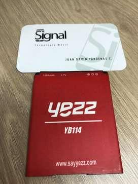 Bateria celular yezz