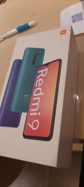 Celular LIBERADO Redmi 9