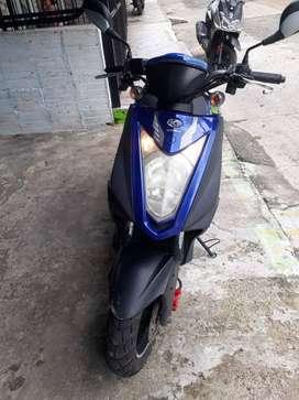 Se vende moto agility RS 2015