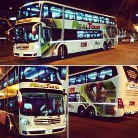 Omnibus Scania k400 impecable!