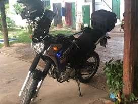 Yamaha tenere 250cc Mod 2017