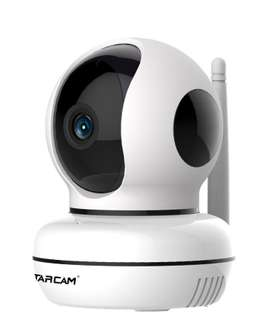 Cámara Ip Wifi Robotica Inalambrica 360° V.noct Antirrobo