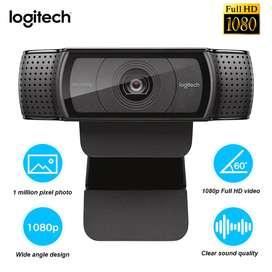Web Cam Logitech C920 Hd Pro (Nueva-2 disponibles)