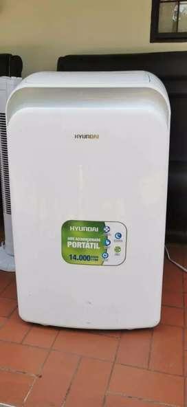 Aire acondicionado portatil HYUNDAI