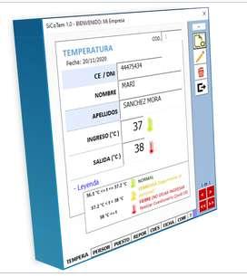 Software SiCoTem - Control de Temperatura