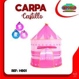 Carpa castillo