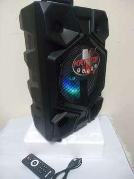 Parlante amplificado portatil cod 5738