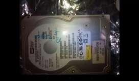 Vendo o cambio disco duro sata de 160 gb