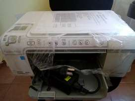 Impresora HP multifunción