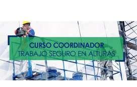 COORDINADOR DE ALTURAS