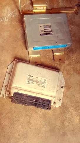 Computadora para auto nissan año 2008    y  para kia carens 2006 a diesel