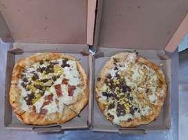 Pizzero con experiencia