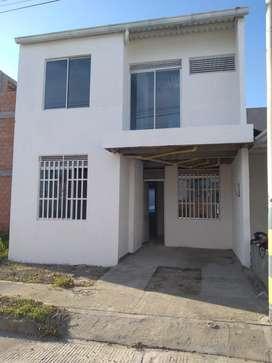Venta linda casa nueva en Espinal Tolima