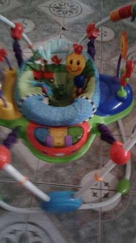 JUMPER  CENTRO ACTIVIDADES BABY EINSTEIN segunda mano  Barracas, Capital Federal