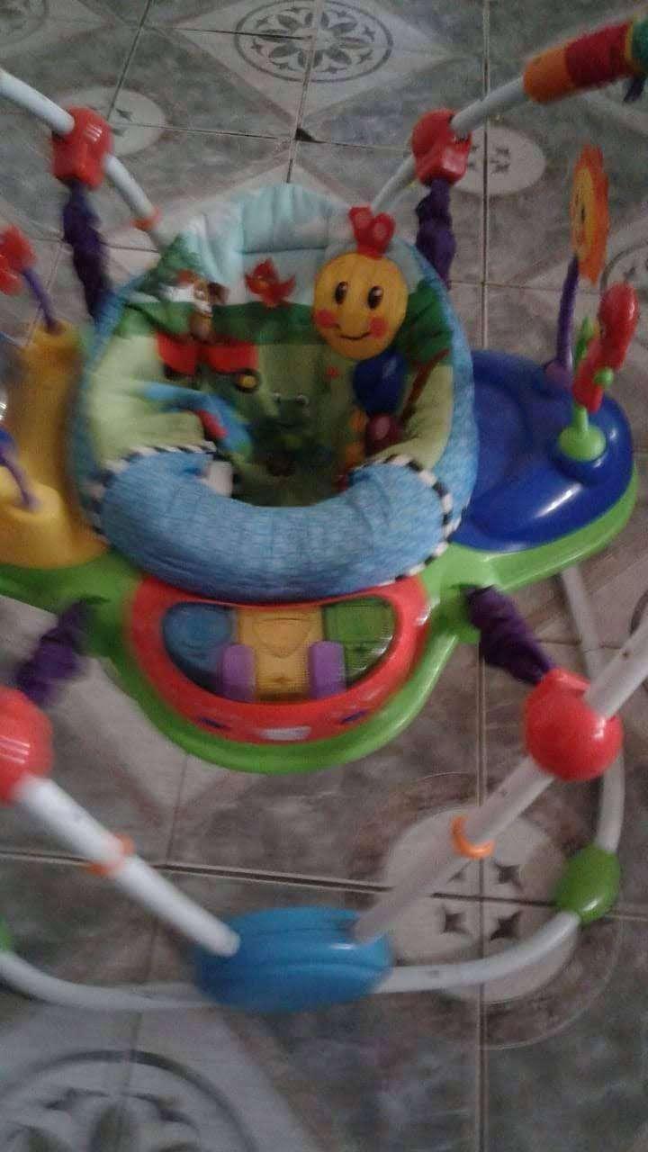 JUMPER  CENTRO ACTIVIDADES BABY EINSTEIN 0