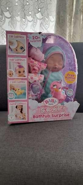 Hermosa bebé con Sorpresas