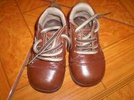 zapatos bata ardilla talla 20