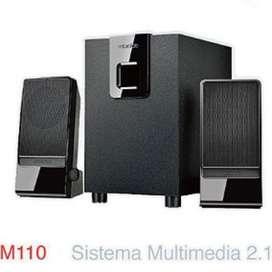 Microlab Sistema de Audio Extraordinario