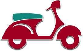 Solicitamos urgente domicliarios con moto