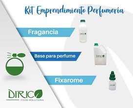 Kit de Emprendimiento para Perfumería