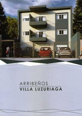 Villa Luzuriaga - Departamentos de 1 y 2 Ambientes a Estrenar