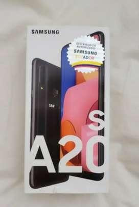 De oportunidad! Vendo Samsung A20s 32gb nuevo!